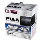 PIAA ARROW STAR WHITE HB3 12V 55W->110W Paire Ampoule